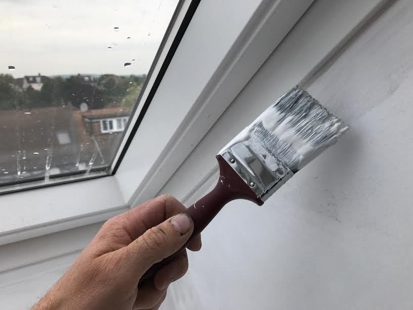 painting anti-damp