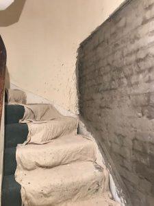 wall damp